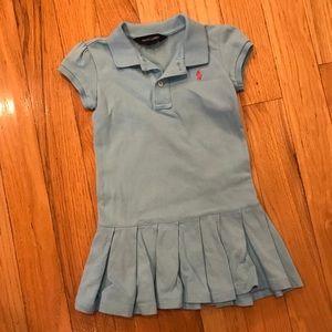 Ralph Lauren 4/4T polo dress. GUC